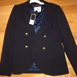 BRAND NEW Super Cute Navy Juicy Couture Blazer!